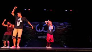 "World of Dance Brian Puspos, Chachi Gonzalez & Pat Lam ""Marvin Gaye and Chardonnay"" by Big Sean"