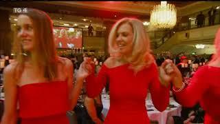 The Irish Post Awards 2018 -Chris de Burgh 'Lady in Red'