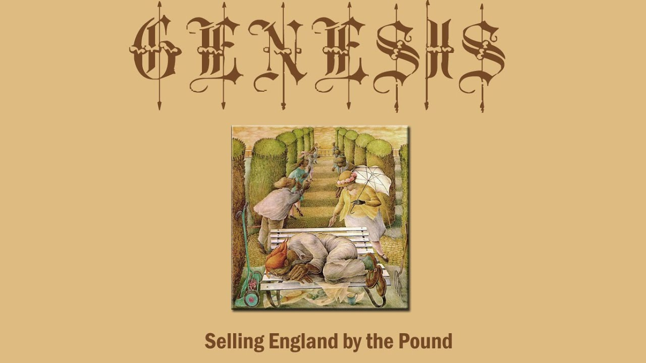 Selling england by the pound by genesis remastered youtube for Selling wallpaper