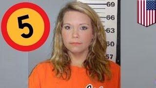 Пятая учительница из Алабамы арестована за секс с несовершеннолетними