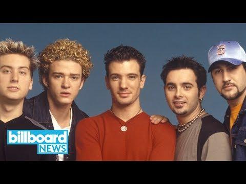 *NSYNC Members Congratulate Justin Timberlake on Super Bowl Halftime Performance | Billboard News Mp3