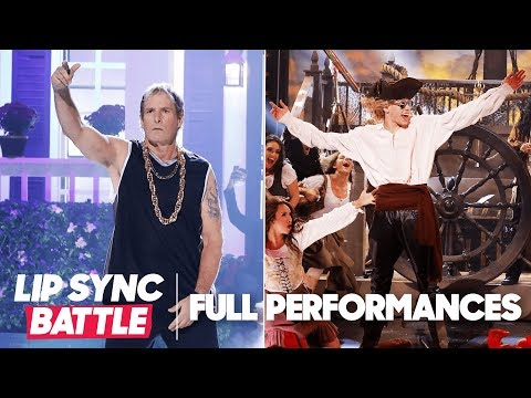 "Pete Davidson's ""Jack Sparrow"" vs Michael Bolton's ""Gangsta's Paradise""  Lip Sync Battle"