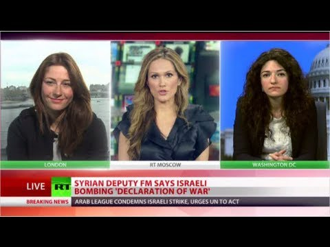 Arab League slams Israeli Syria strike, UK calls to lift rebel arms embargo