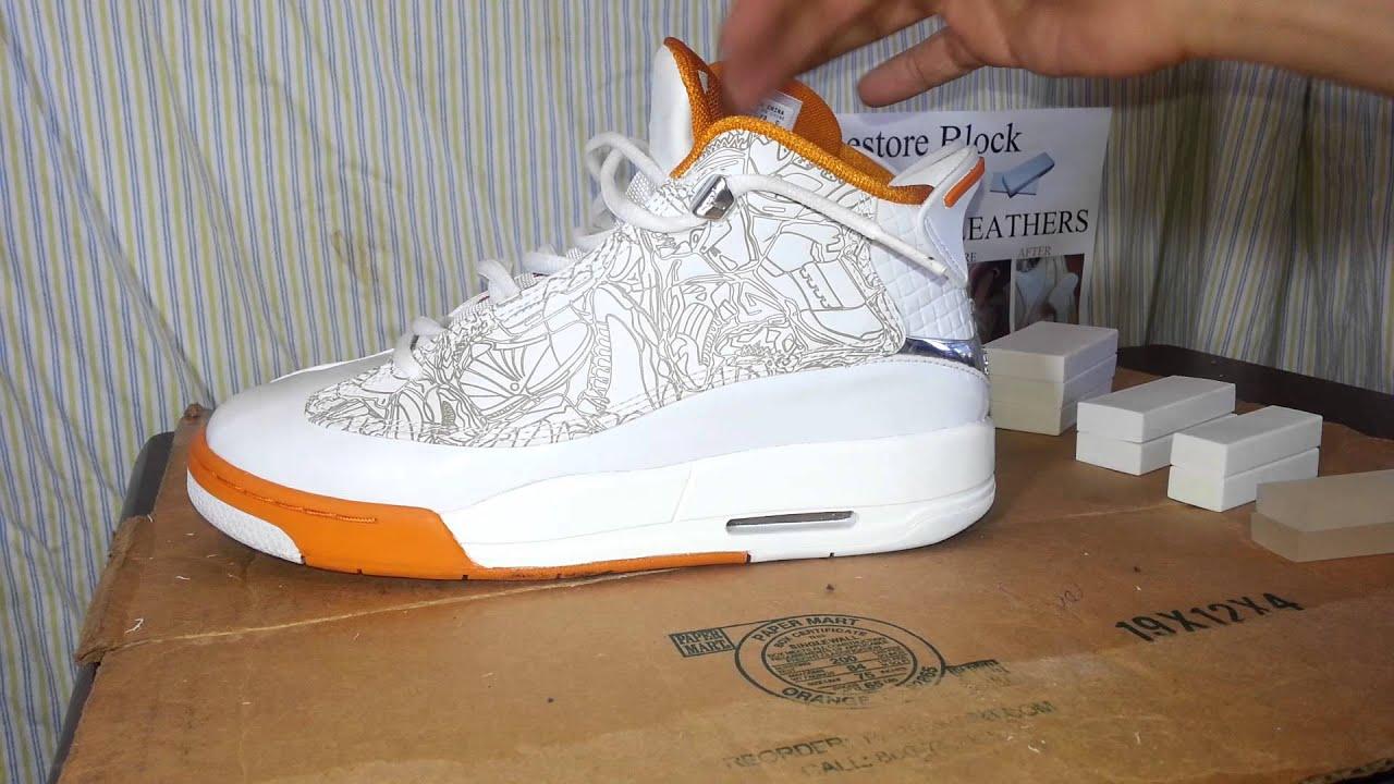 Nike Air Jordan Dub Zero restore update
