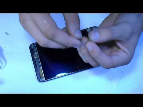 Galaxy Note 1 N7000 Screen Glass Only Replacement Repair using LOCA Adhesive