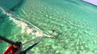 San Blas kitesurfing - Catamaran Adventures Kite