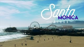 First time in Santa Monica
