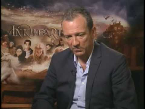 "Director Iain Softley Interview for ""Inkheart"""