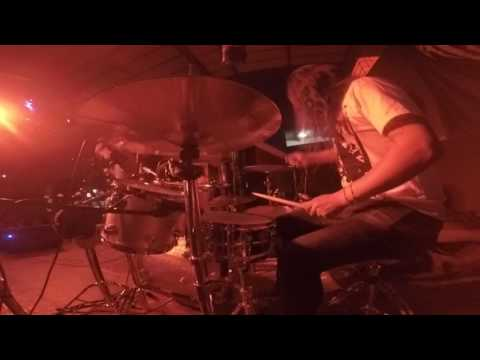 All Misery - Drum Cam [Execution] Live at C3 Stage