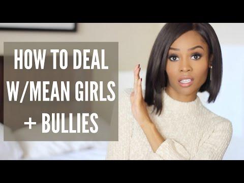 HOW TO SHUT DOWN MEAN GIRLS (& BULLIES)!
