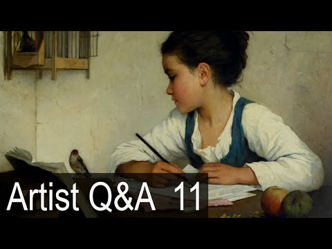 Value Misconceptions & more – Ep.11 Oil Painting Q&A with Mark Carder