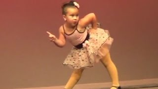 Tiny dancer commands R-E-S-P-E-C-T