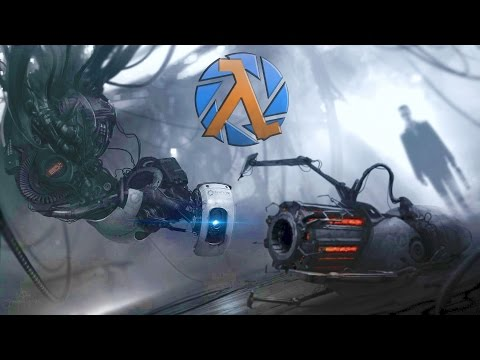 Half-Life 2 with the Portal Gun 【Full Walkthrough】