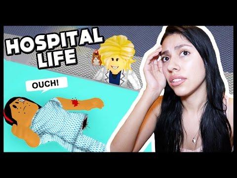 I'M SICK, I NEED SURGERY! - Roblox Hospital Roleplay