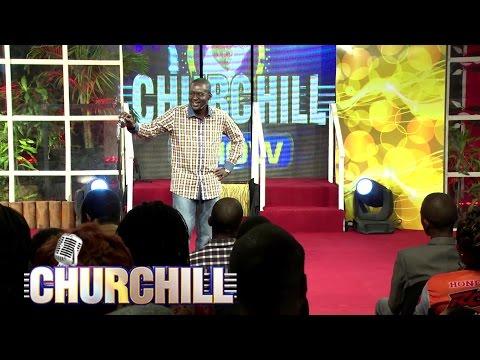 Churchill Show season 3 episode 9