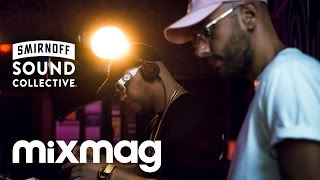 AMINE EDGE & DANCE 90s old skool house set in The Lab NYC
