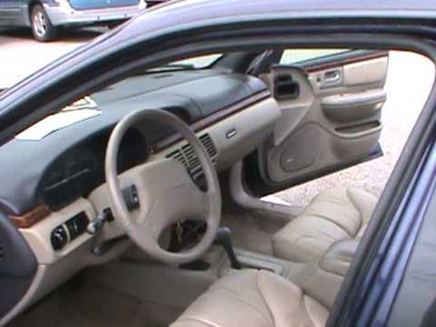 1997 CHRYSLER LHS WITH ONLY 87k MILES FOR $2800