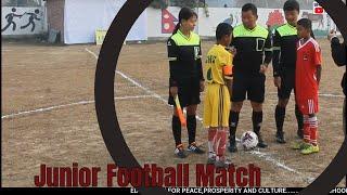 junior football | tournament | football match