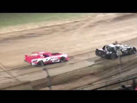 Kyle Barger 10/19/19 Kokomo Speedway Street Stock Heat #5
