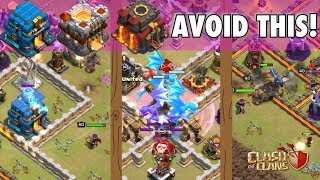 Avoid These Base Building MISTAKES! | Clash of Clans