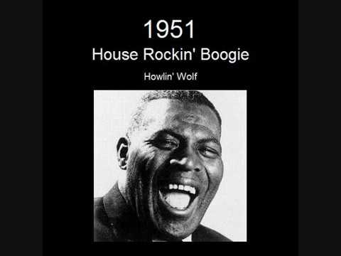 The Greatest Boogie Woogie Songs Of All Time - Part Four (1949-1959)