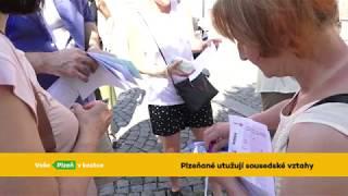 Plzeň v kostce (4.6.-10.6.2018)