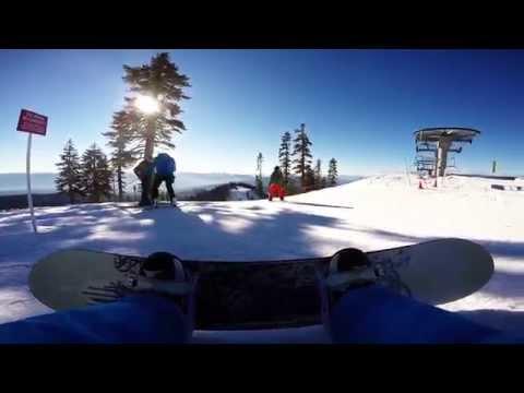 Enjoy the Ride | Mt. Shasta, California (GoPro Hero 3+ Black Snowboard Edit)