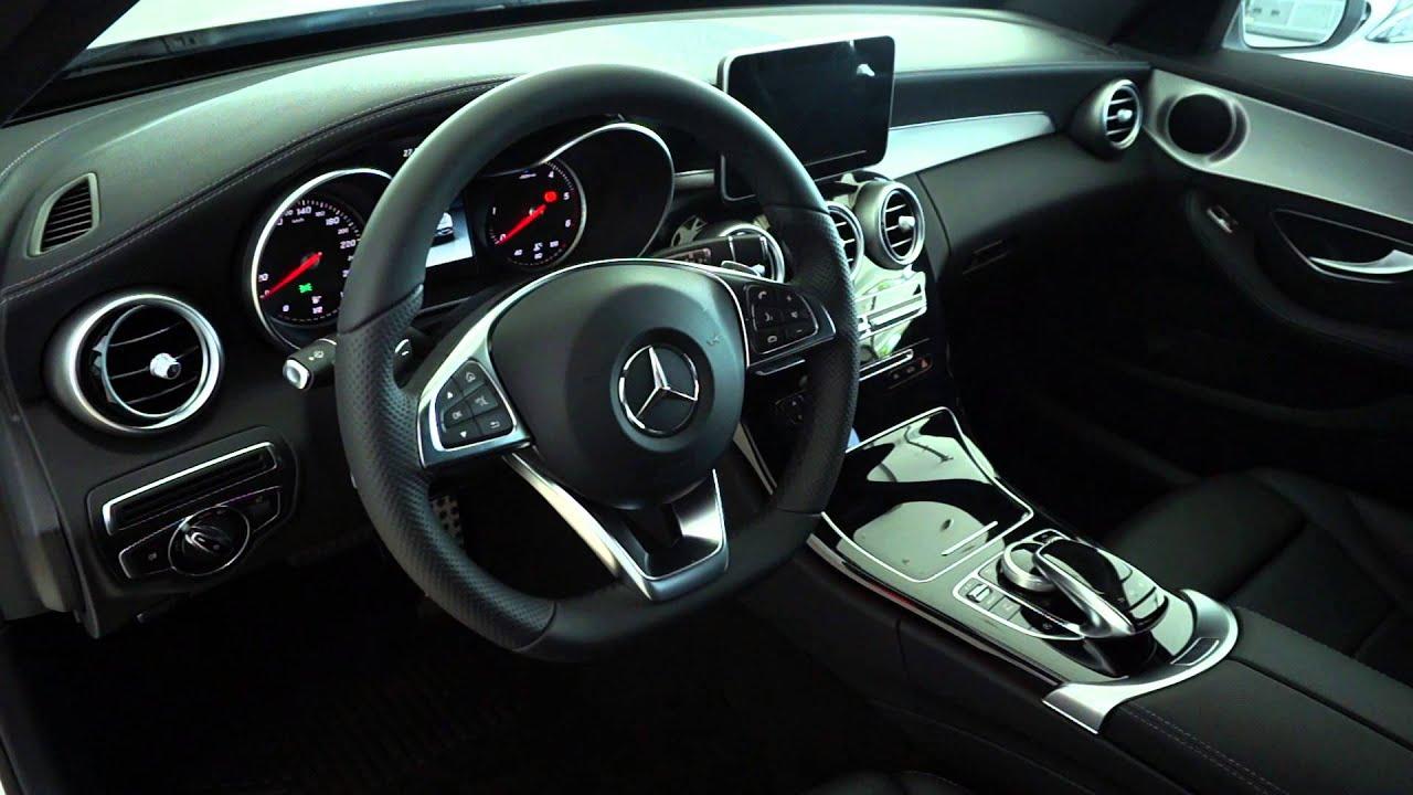 Mercedes Benz Clase C 220 D Amg Autom 225 Tico Youtube