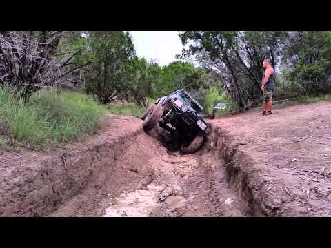 Greater Austin Toyota Off-Road at Hidden Falls