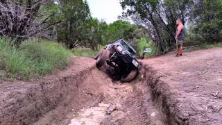 Greater Austin Toyota Off-Road at Hidden Falls