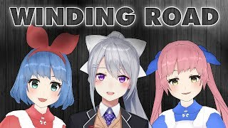 WINDING ROAD byおめがシスターズ×樋口楓【歌ってみた】