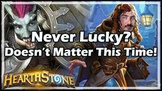 Never Lucky? Doesn't Matter This Time! - Witchwood / Hearthstone