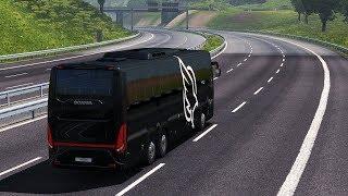 ETS 2 : Scania Touring 1.32 Otobüs Modu
