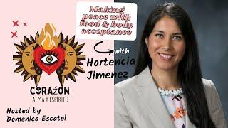 Hortencia Jimenez | Corazon Alma Epiritu | Summer series