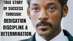 Inspirational True Story of Success Through Dedication, Discipline & Determination