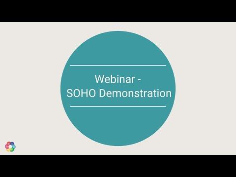 SOHO Demonstration - Webinar | OnPrintShop