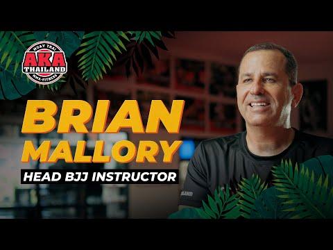 Meet our new Head BJJ Instructor! Brian Mallory   AKA Thailand