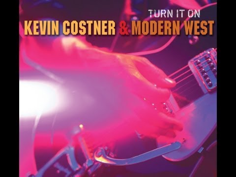 KEVIN COSTNER & MODERN WEST Official Video Live HD (Paris, 2011 FROM WHERE I STAND TOUR)