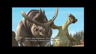 Ice Age Funny, Favorite Moments,Sid,Buck, Epic,Funny,(orginal upload) swesub