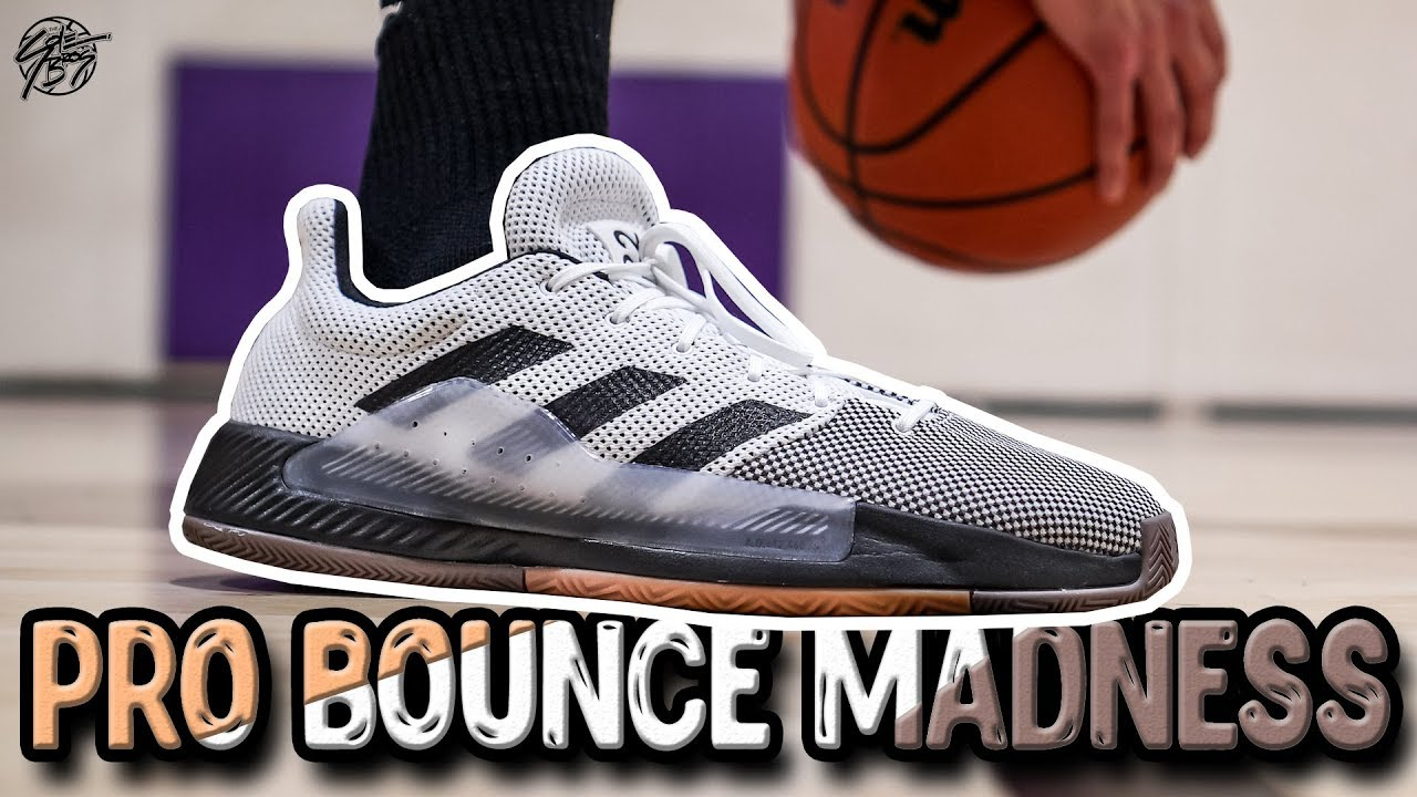 adidas Pro Bounce Madness 2019 Shoes