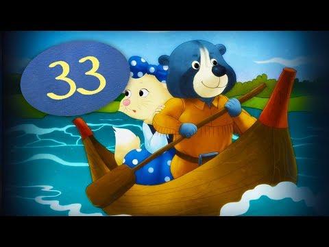 Magic Lantern - Episode 33 - The Pathfinder - stories for kids - Moolt Kids Toons