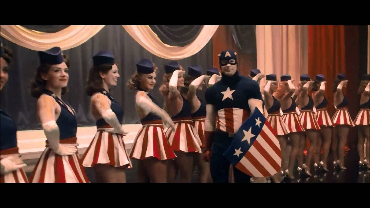 Fans recast Captain America as a modern equal rights leader