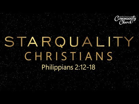 """FCC"" - 5/6/2018 - ""Star Quality Christians"""
