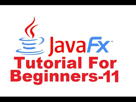 JavaFx Tutorial For Beginners 11 - Use ImageView To display Image in JavaFx