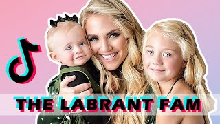 The LaBrant Family New TikTok Compilation | PART 7 | 2020