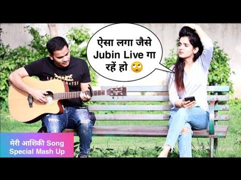 Meri Aashiqui Song Special Randomly Singing Reaction Prank | Jubin Nautiyal | Siddharth Shankar