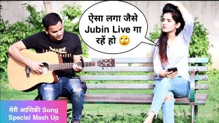 Meri Aashiqui Song Special Randomly Singing Reaction Prank | Jubin Nautiyal | Siddharth Shankar