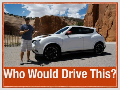 2016 Nissan Juke NISMO AWD Who would drive this thing unscripted review and test drive