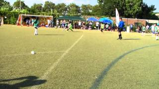 Copa Univision Soccer Tournament part 1