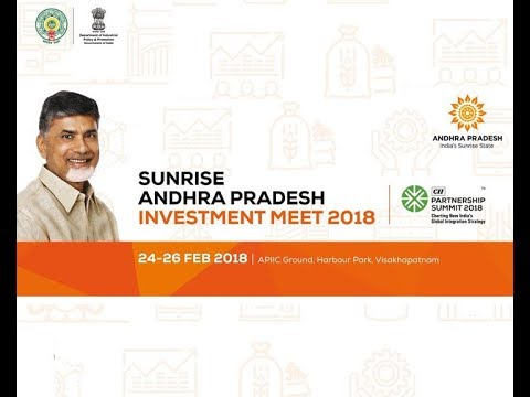 Sunrise AP Investment Summit 2018 LIVE from Visakha || Day 3